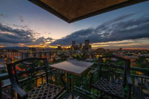 Best view in Denver!